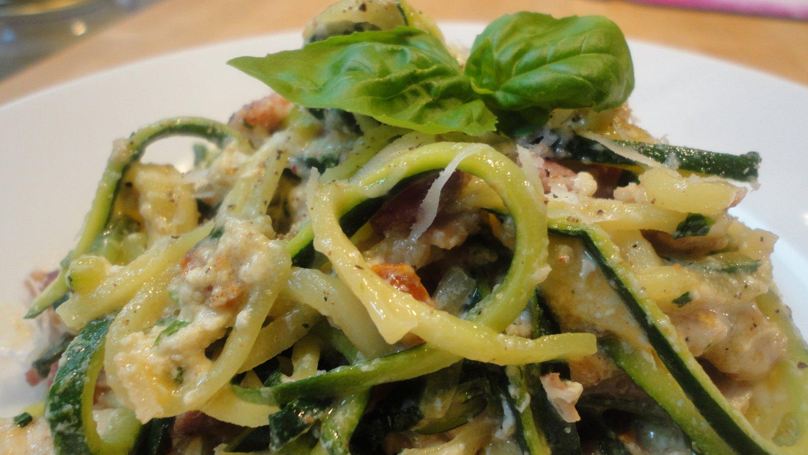 ... carbonara pasta carbonara daddy s carbonara zucchini carbonara 2